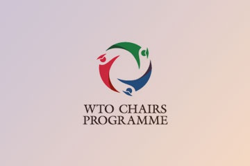 WTO Chairs Programme
